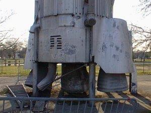 Decaying rocket
