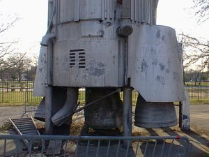 Decaying rocket